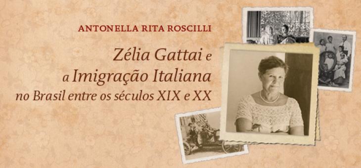 """Resenha de """"Zélia Gattai e a imigração italiana"""""""