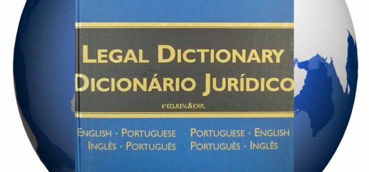 O sucesso mundial do Dicionário Jurídico NORONHA