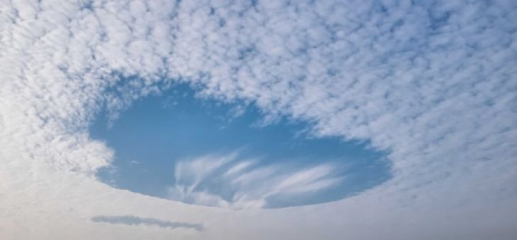 Nuvens lentas
