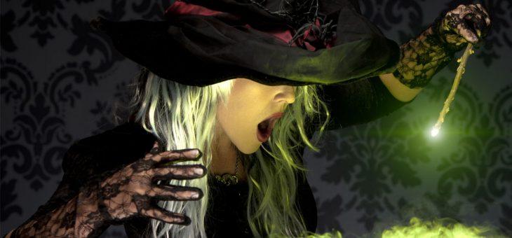 No Caldeirão da Bruxa