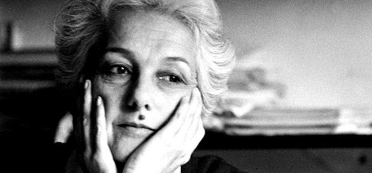 Rossana Rossanda – Intelectual Comunista
